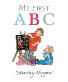 My First ABC, Hardback Book