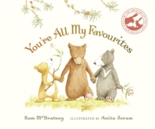 You're All My Favourites, Board book Book