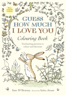 Guess How Much I Love You Colouring Book, Paperback / softback Book