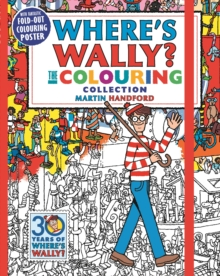 Where's Wally? The Colouring Collection, Paperback / softback Book