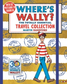 Where's Wally? The Totally Essential Travel Collection, Paperback Book