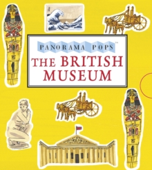 The British Museum: Panorama Pops, Hardback Book
