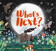 What's Next?, Hardback Book