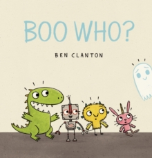 Boo Who?, Hardback Book