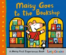 Maisy Goes to the Bookshop, Paperback Book