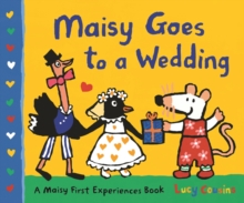 Maisy Goes to a Wedding, Hardback Book