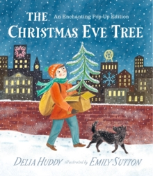 The Christmas Eve Tree, Hardback Book
