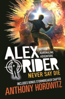 Never Say Die, Paperback Book