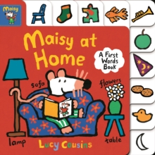 Maisy at Home: A First Words Book, Board book Book