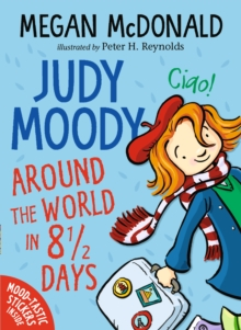 Judy Moody: Around the World in 8 1/2 Days, Paperback / softback Book