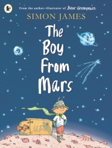 The Boy from Mars, Paperback / softback Book