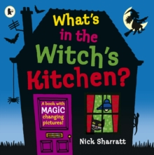 What's in the Witch's Kitchen?, Paperback / softback Book