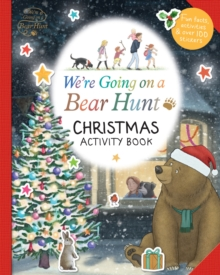 We're Going on a Bear Hunt: Christmas Activity Book, Paperback / softback Book