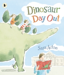 Dinosaur Day Out, Paperback / softback Book
