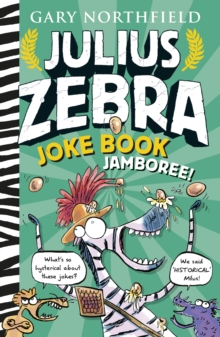 Julius Zebra Joke Book Jamboree, Paperback / softback Book