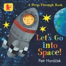 Let's Go into Space!, Board book Book