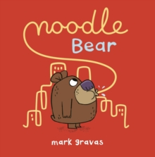 Noodle Bear, Hardback Book