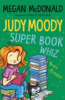 Judy Moody, Super Book Whiz, Paperback / softback Book