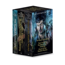 The Shadowhunters Slipcase, Mixed media product Book