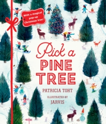 Pick a Pine Tree, Hardback Book