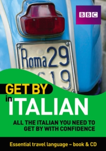Get By In Italian Pack, Mixed media product Book