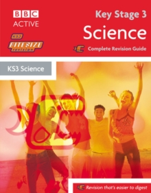 Key Stage 3 Bitesize Revision Science Book : Complete Revision Guide, Paperback Book