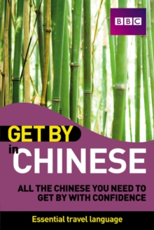 Get By in Chinese Book, Paperback Book