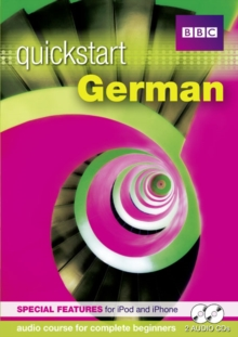 Quickstart German Audio CD's, CD-Audio Book