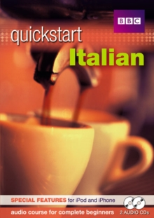Quickstart Italian, CD-Audio Book