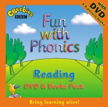 Learn at Home:Fun with Phonics: Reading Pack, Mixed media product Book