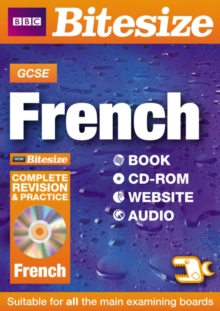 GCSE Bitesize French Complete Revision and Practice, Mixed media product Book