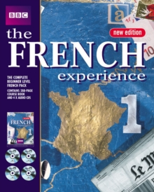 French Experience 1: language pack with cds, Mixed media product Book