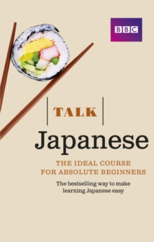 Talk Japanese Book 3rd Edition, Paperback Book