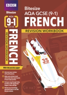 BBC Bitesize AQA GCSE (9-1) French Workbook, Paperback Book