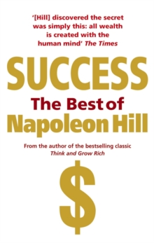 Success: The Best of Napoleon Hill, EPUB eBook
