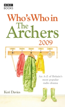 Who's Who in the Archers 2009, EPUB eBook