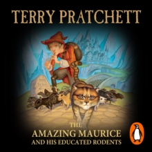 The Amazing Maurice and his Educated Rodents : (Discworld Novel 28), eAudiobook MP3 eaudioBook