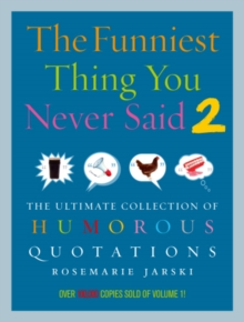 Funniest Thing You Never Said 2, EPUB eBook