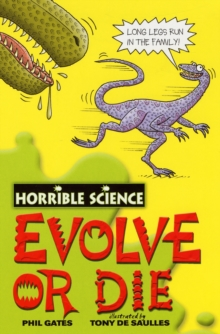 Evolve or Die, Paperback Book
