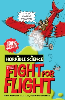 Fearsome Fight for Flight, Paperback Book