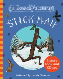 ~ Stick Man Gift Edition Board Book, Paperback Book