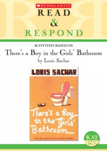 There's A Boy in the Girl's Bathroom, Paperback Book