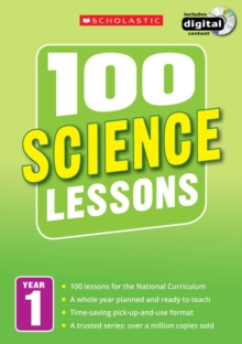 100 Science Lessons: Year 1, Mixed media product Book