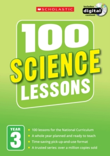 100 Science Lessons: Year 3, Mixed media product Book