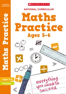 National Curriculum Maths Practice Book for Year 1, Paperback Book