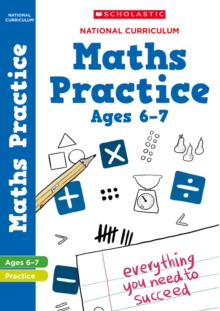National Curriculum Maths Practice Book for Year 2, Paperback / softback Book