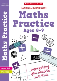 National Curriculum Maths Practice Book for Year 4, Paperback Book