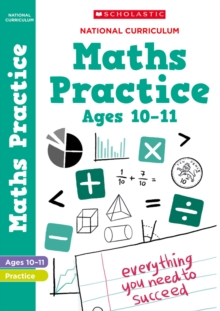 National Curriculum Maths Practice Book for Year 6, Paperback Book