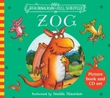Zog, Mixed media product Book