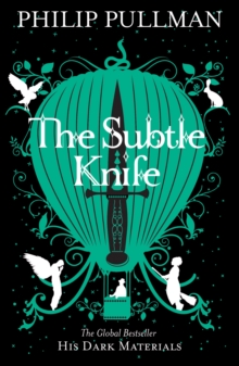The Subtle Knife, Paperback Book